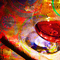 Hors d Age Cognac And Stogie Poster by Wingsdomain Art and Photography
