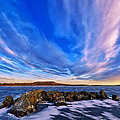 Icebound 6 Print by Bill Caldwell -        ABeautifulSky Photography