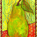 Impressionist Style Pear Poster by Blenda Tyvoll