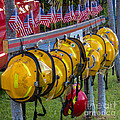 In Memory of 19 Brave Firefighters  Poster by Rene Triay Photography