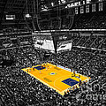 Indiana Pacers Special Poster by David Haskett