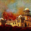 Islamia College Lahore Print by Catf
