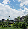 Ithaca College Campus Print by Photographic Arts And Design Studio