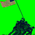 Iwo Jima 20130210p180 Poster by Wingsdomain Art and Photography