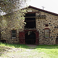 Jack London Sherry Barn 5D22070 Print by Wingsdomain Art and Photography