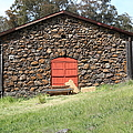 Jack London Stallion Barn 5D22101 Poster by Wingsdomain Art and Photography