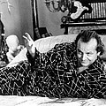 Jack Nicholson in The Witches of Eastwick  Print by Silver Screen