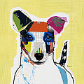 Jack Russell Terrier Poster by Michel  Keck