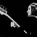Jaco Print by Brian Broadway