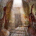 Jail - Eastern State Penitentiary - 50 years to life Poster by Mike Savad