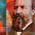 James A. Garfield Print by Corporate Art Task Force