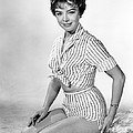 Janet Munro in The Day the Earth Caught Fire  Print by Silver Screen