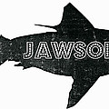 Jawsome Print by Michelle Calkins