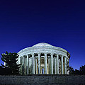 Jefferson In The Morning Print by Metro DC Photography