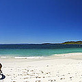 Jervis Bay Poster by Nathan Waddell