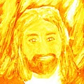 Jesus is The Christ The Holy Messiah 1 Poster by Richard W Linford