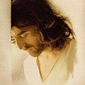 Jesus Praying Print by Ray Downing