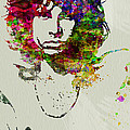 Jim Morrison Poster by Irina  March