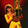 Jimmy Page Poster by Paul  Meijering