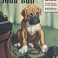 John Bull 1949 1940s Uk Dogs  Magazines Print by The Advertising Archives