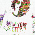 John Lennon 2 Poster by Irina  March