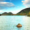 Jordan Pond I by Matthew Yeoman