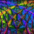 Journey 20130511v1 Print by Wingsdomain Art and Photography