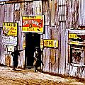 Juke Joint Print by Benjamin Yeager