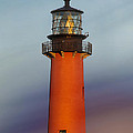 Jupiter Inlet Lighthouse Print by Dmitry Chernomazov