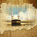 Kabah Print by Catf