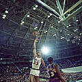 Kareem Abdul Jabbar Sky Hook Print by Retro Images Archive