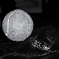 Keep Your Eye On The Ball Print by Roger Wedegis