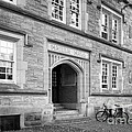 Kenyon College Hanna Hall Print by University Icons