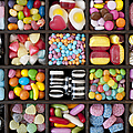 Kids Sweets Print by Tim Gainey