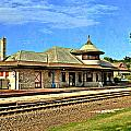 Kirkwood Station Poster by Marty Koch