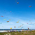 Kite Festial Print by Robert Bales