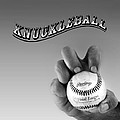 Knuckleball Poster by Bill  Wakeley