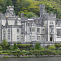 Kylemore Abbey Poster by Mike McGlothlen