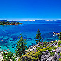 Lake Tahoe Summerscape Poster by Scott McGuire