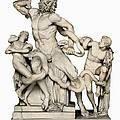 Laocoon With His Sons. 1st C. Bc Poster by Everett