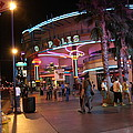 Las Vegas - Fremont Street Experience - 121224 Poster by DC Photographer