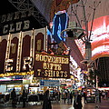 Las Vegas - Fremont Street Experience - 12127 Poster by DC Photographer