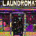 Laundromat 20130731p45 Poster by Wingsdomain Art and Photography