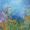 Leafy Sea Dragon Print by Mary Magee