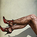 Legs Poster by Svetlana Sewell