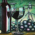l'eroica still life Print by Mark Howard Jones