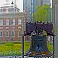 Liberty Bell Print by Tom Gari Gallery-Three-Photography