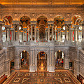 Library Of Congress by Steve Gadomski