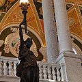 Library of Congress - Washington DC - 011311 Print by DC Photographer