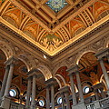 Library of Congress - Washington DC - 011314 Print by DC Photographer